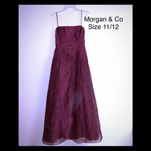 Beautiful Prom, Pageant or Formal Dress